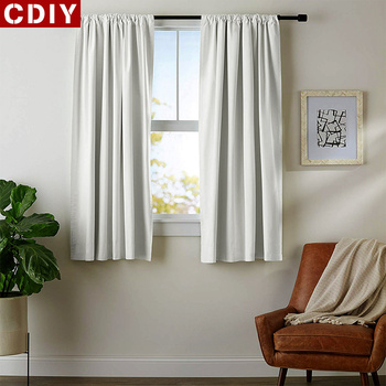 Blackout Short Curtains 1