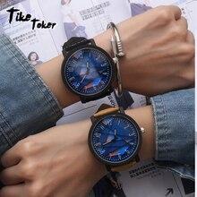 TIKE + TOKER + мода + наручные + часы + женские + часы + женские + кварцевые + наручные + для + женские + часы + женские + часы + Hodinky + Montre + Femme + Large