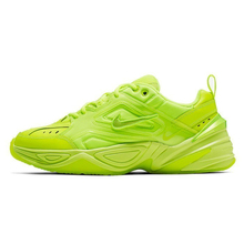 Nike M2k Tekno Men's Running Shoes Fluorescent Green Trend Color Outdoor