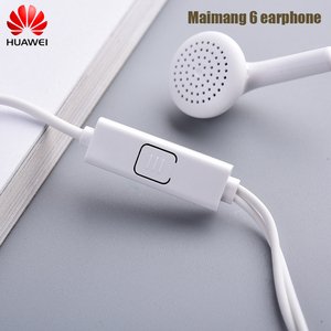Original Huawei 3.5MM Earphone In-ear With Mic Headset For Y5 Y6 Y7 Y9 P6 P7 P8 P9 P10 P20 lite Mate 7 8 9 Honor 9X 9 8 7 8X PRO