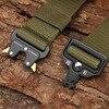 Cintur n t ctico de caza al aire libre para hombre cintur n multifunci n