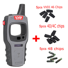 Xhorse VVDI Mini Key Tool Remote Key Programmer Support IOS and Android Global Version+ VVDI 46 /48 /4D / Super Chip