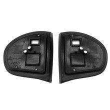 2 sztuk samochodów zewnątrz drzwi lustro uszczelka boczne lustro uszczelka uszczelki gumowe dla Benz C E klasa W203 W211 2038103716 2038106976