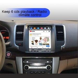 Image 4 - Cámara trasera Android 9,1 Quad core RAM2GB, navegación por GPS para coche de 9,7 pulgadas para teana J32 2013 2018, wifi, internet, bluetooth