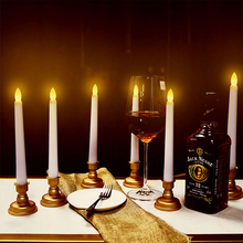 Candles Tea-Lights Battery-Powered Flameless Remote Home Led with Wedding/christmas-Dcor