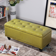 Nordic Change Shoe Bench Storage Stools Multifunctional Creative Storage  Rectangular Clothing Sofa Stool Box Ottoman