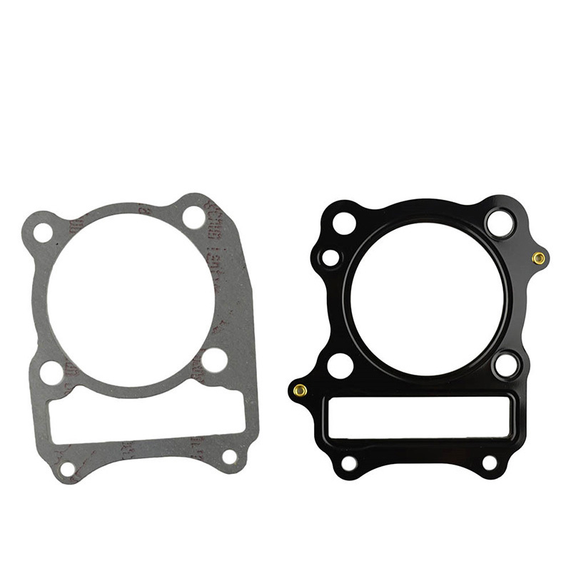 Motorcycle Engine Parts Head Side Cover Gasket for SUZUKI DR200 DF200 <font><b>DR</b></font> DF <font><b>200</b></font> image