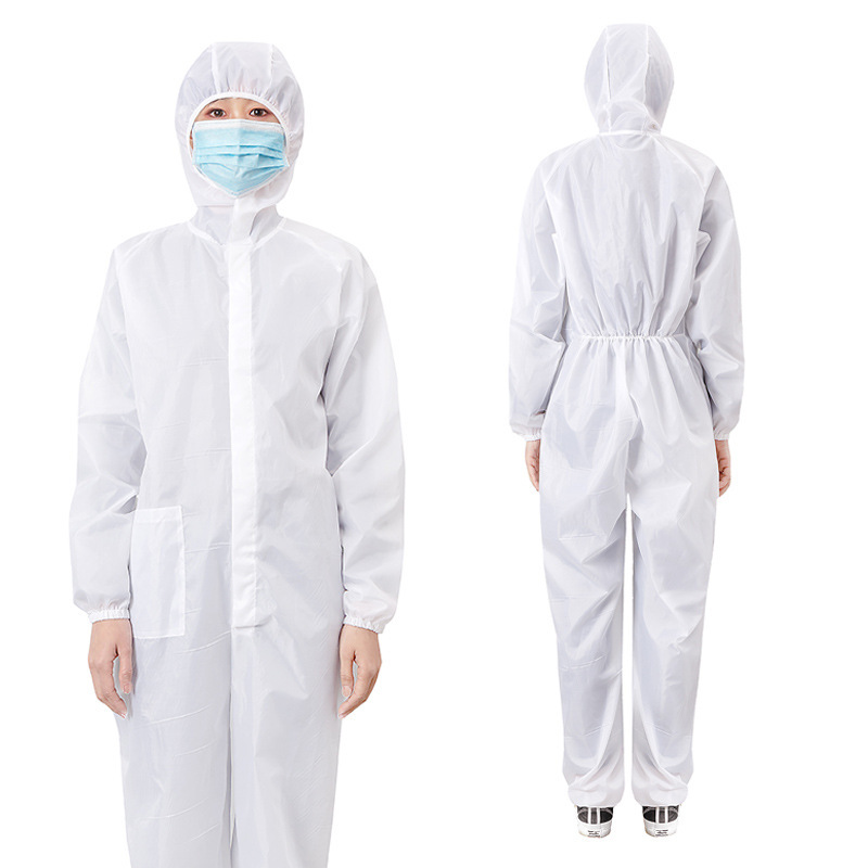 Anti-Static Coveralls Reusable Waterproof Protective Coverall For Anti-virus Painting Decorating Clothes Overall Suit Work-wear