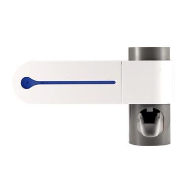 Sterylizator szczoteczki do zębów antybakteryjne podróże UV automatyczna szczoteczka do zębów sterylizator szczoteczki do zębów przechowywanie szczoteczki do zębów uchwyt zasilany z USB tanie i dobre opinie Houkiper Other