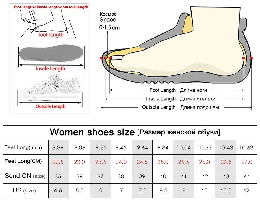 Sapatilhas femininas