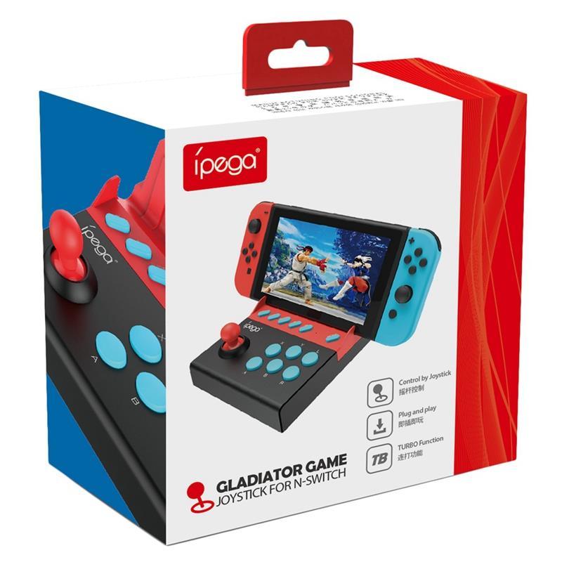 Joystick Usb Arcade Pega Gamepad Nintendo Controlador-De-Juego Pg-9136 Para Una Sola