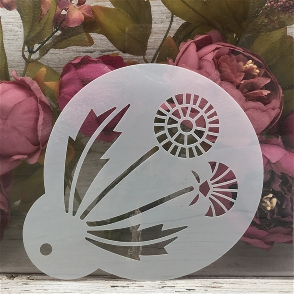 15cm Dandelion DIY Craft Layering Stencils Painting Scrapbooking Stamping Embossing Album Paper Card Template