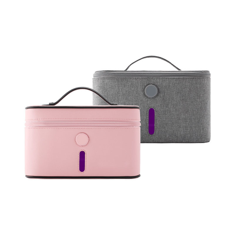Hot 13 Lights UVC Sterilization Box Bag Food Disinfection Bag LED Disinfection Ultraviolet Light Lunch Bag Case Etc