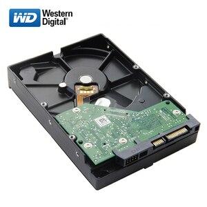 Image 4 - Внутренний механический жесткий диск WD 2 ТБ 3,5 дюйма, внутренний жесткий диск SATA2, 2 ТБ 6, жесткий диск 64 МБ, 7200 об/мин/5400 об/мин