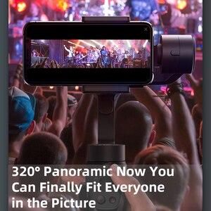 Image 2 - Baseus 3 ציר אלחוטי Bluetooth כף יד טלפון Gimbal מייצב עבור iPhone Huawei חצובה Gimbal מייצב Gimal Smartphone