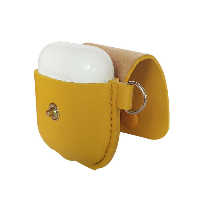 Multi-Colored Leather Case For Airpods Pro 1
