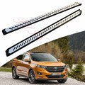 KINGCHER подходит для Ford Edge 2015-2020 ходовые доски боковая ступень Nerf бар алюминий