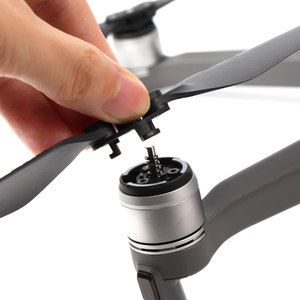 Image 4 - Low Noise Mavic 2 8743 Propeller Props for DJI Mavic 2 Pro Zoom Quick Release Blade Mavic 2 Drone Accessory