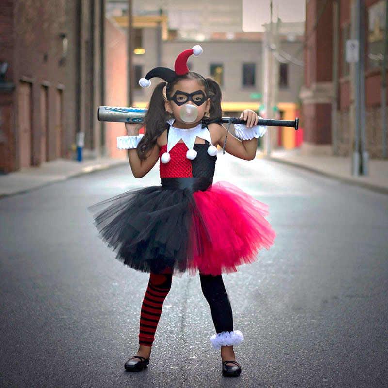 Halloween 2020 Para 2020 New Suicide Squad Joker Harley Quinn Cosplay Costume