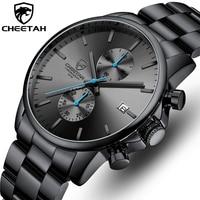 CHEETAH-Reloj deportivo para hombre, a prueba de agua, de cuarzo, de negocios, masculino