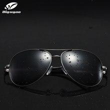 DIGUYAO – lunettes De soleil polarisées De marque pour hommes, verres solaires De luxe, style Vintage