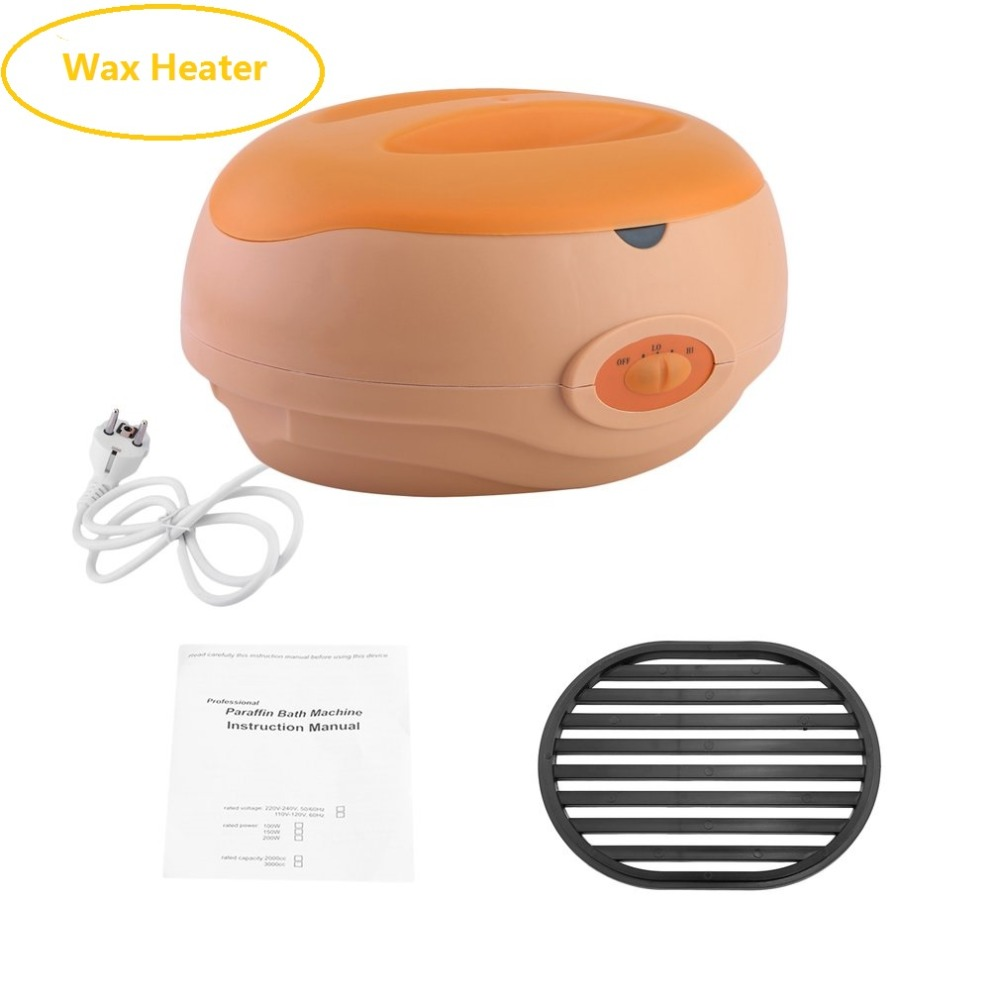 Paraffin Therapy Bath Wax Pot Warmer Salon Spa Hand Epilator Wax Heater Equipment Keritherapy System Beauty Care 2018 Selling