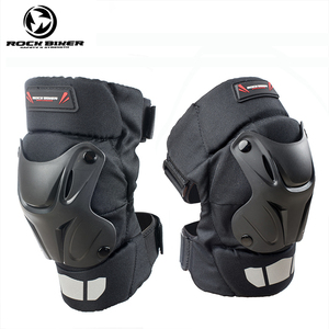 Rock Biker Motorcycle Knee Gua