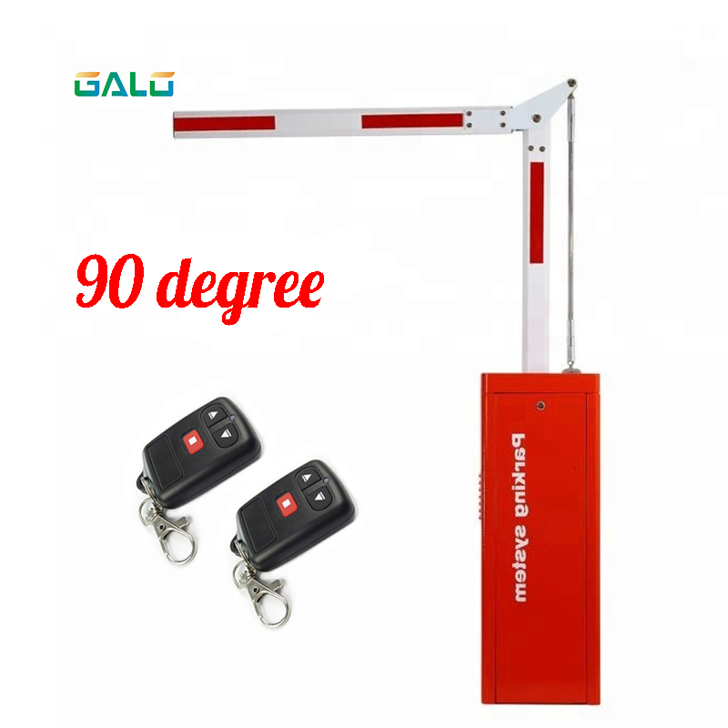 Boom Isolation Barrier DC Motor Boom Isolation Barrier Parking DC Motor Isolation Barrier  Lote Automatique Parking Arm Gate