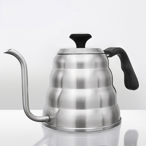 Stainless Steel Hario Coffee Drip Gooseneck Kettle Pot(China)