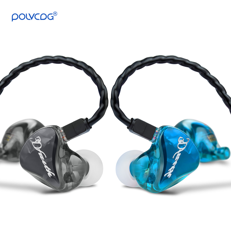 D8 Wired Headphones for Noise Canceling Sports with Mik Handsfree Waterproof <font><b>TWS</b></font> In-ear Earphone Hifi for IPhone Xiaomi Huawei image