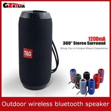 GZKZLIA B01 Portable Wireless Speaker Bluetooth5.0 Speaker Sport Subwoofer Mini Column Music Player Waterproof Outdoor Soundbar