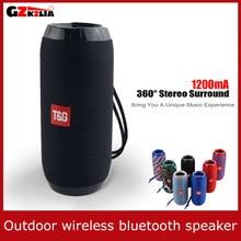 Gzkzlia b01 ao ar livre portátil sem fio bluetooth alto-falante esporte subwoofer mini coluna leitor de música suporte fm rádio tf cartão 2020