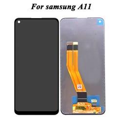 Оригинальный A11 ЖК-дисплей для Samsung Galaxy A11 ЖК-дисплей сенсорный экран в сборе для Samsung A115F A115F/DS ЖК-экран