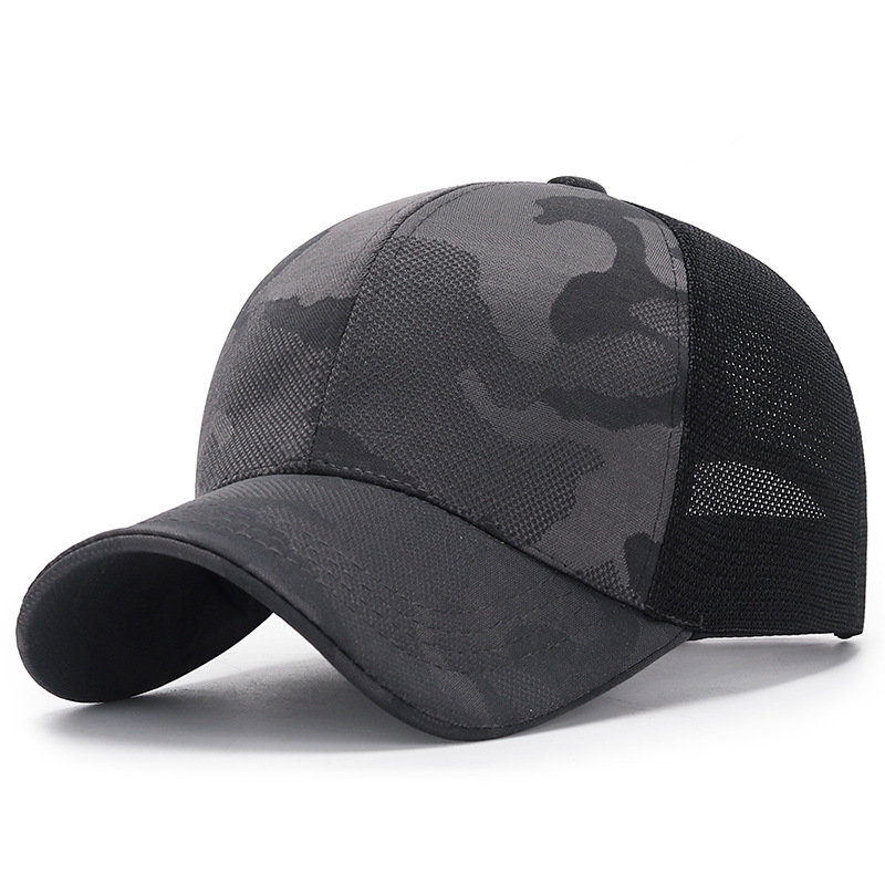 New camouflage series baseball cap summer outdoor sunscreen shading hat men's sports leisure tactical cap wild universal hats 2