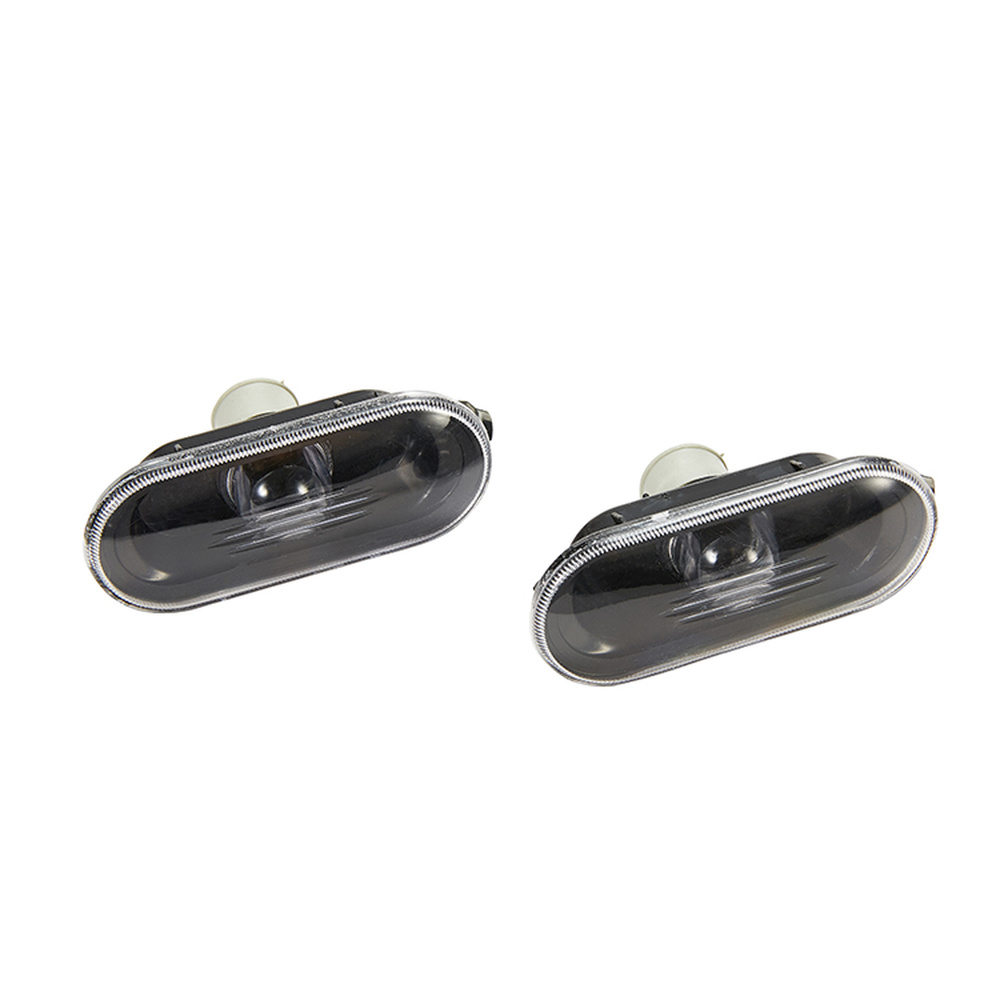 2pcs Side Marker Turn Signal Light Lamp Repeater For VW Golf 4 MK4 1998 1999 2000 2001 2002 2003 2004 2005 2006 Car-Styling