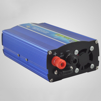 48V 36V 24V 12V DC to AC 120V 220V 230V 300W off grid Inverter with with 600W Surge Power 100% pure sine wave output