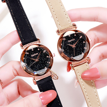 Fashion Women Watch Leather Band Quartz Wristwatch 2019 Lady Watches Casual Watch Girl Wrist Clock Reloj Mujer Drop Shipping fashion women watches clock star moon meteor series lady wristwatch leather band analog watch female dress watch reloj mujer