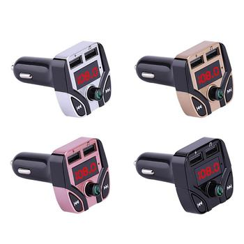 Universal Automative Accessories Waterproof Car Player Large Screen Mp3 Cigarette Lighter Car Music Player image