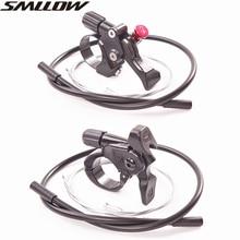 SMLLOW MTB горный велосипед запчасти SR ST вилка рычаг дистанционной блокировки с кабелем