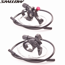 SMLLOW MTB Mountain Bike Bicycle Parts SR ST Fork Remote Lockout Lever With Cable
