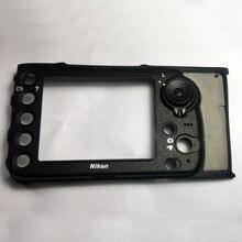 Yeni koruyucu arka arka kapak ile navigasyon düğme onarım parçaları Nikon D810 SLR