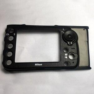 Image 1 - Yeni koruyucu arka arka kapak ile navigasyon düğme onarım parçaları Nikon D810 SLR