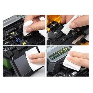 Image 5 - 繊維光クリーニングツール光コネクタクリーナークリーンワイプdustfree紙