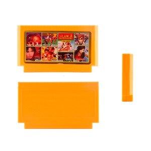 Image 2 - 500 in 1 게임 카트리지 비디오 게임 메모리 카드 180 400 in 1 8 비트 60 핀 Nintend 게임용 콘솔 클래식 FC 게임 카드 8in1