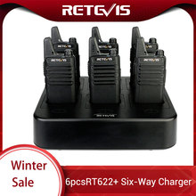 Pcs Walkie Talkie Retevis