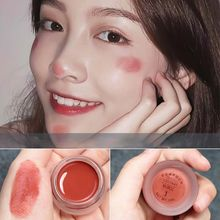 купить Multi-colors Jelly Silky Blush Stick Makeup Blush Waterproof Long Lasting Easy To Color Blush Makeup Tools 1pc дешево