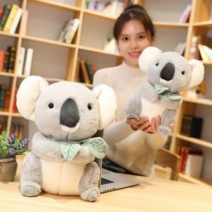 13-70cm Big Style Plush Koalas Bear Toys Kawaii Soft Stuffed Kids Plush Animal Koala Doll For Kids Baby Christmas Gift(China)