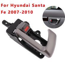 Für Hyundai Santa Fe 2007 2008 2009 2010 826202B0101D 1 Pcs Links Rechts Seite Innen Innen Tür Griff Ersatz