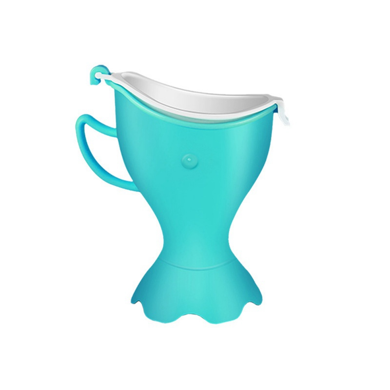 Portable Reusable Baby Funnel Toilet Kids Travel Potty Children's Urinal Urination Device