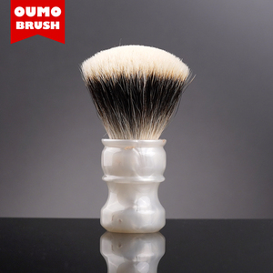 Image 5 - OUMO  Big promotion 독특한 oumo 통통한 면도 브러쉬 핸들